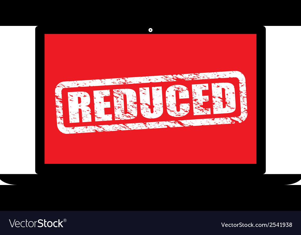 Reduced technology vector   Price: 1 Credit (USD $1)