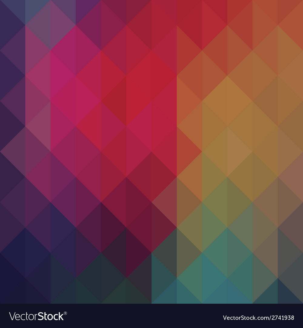 Triangle neon geometric background vector | Price: 1 Credit (USD $1)