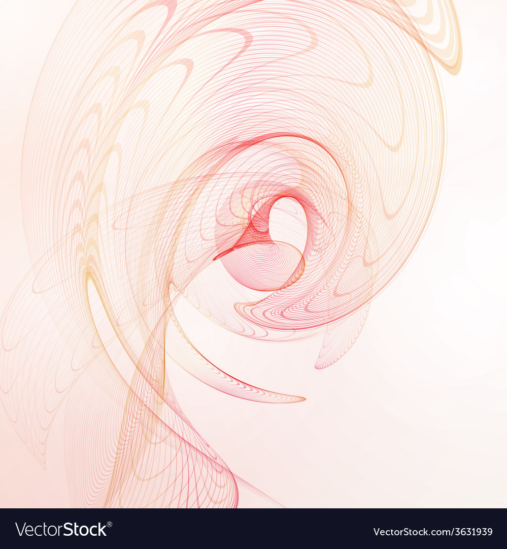 Abstract wave background vector | Price: 1 Credit (USD $1)