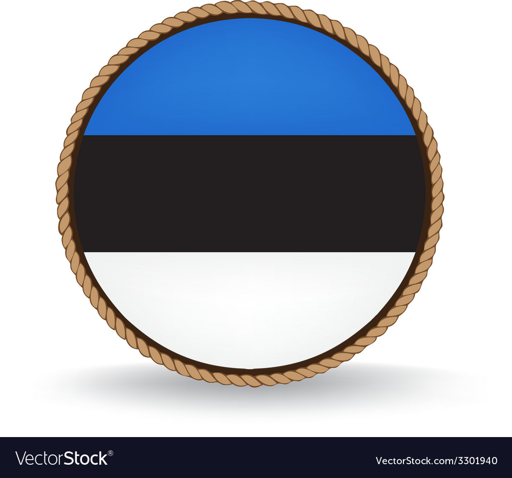 Estonia seal vector | Price: 1 Credit (USD $1)