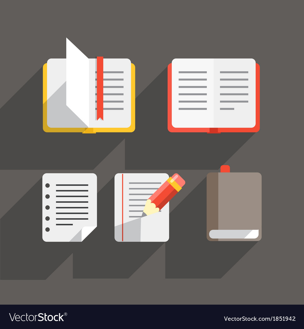 Diary vector | Price: 1 Credit (USD $1)