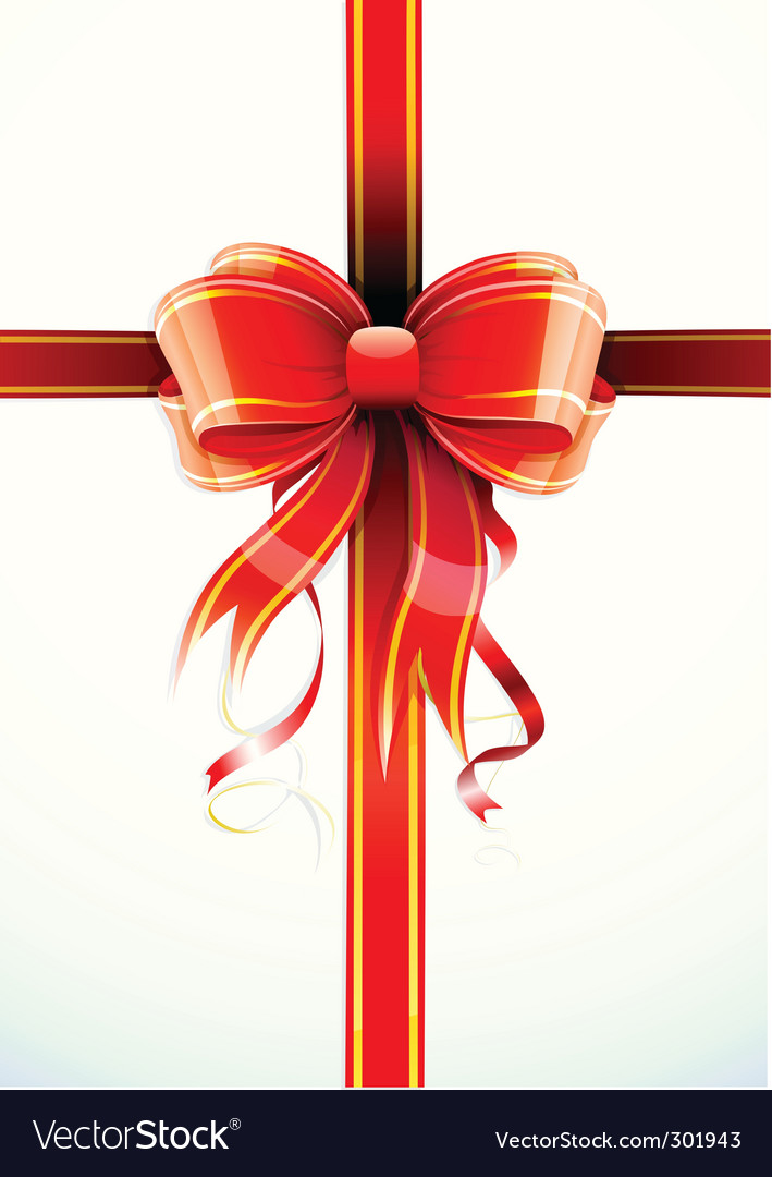Gift wrapped vector | Price: 1 Credit (USD $1)