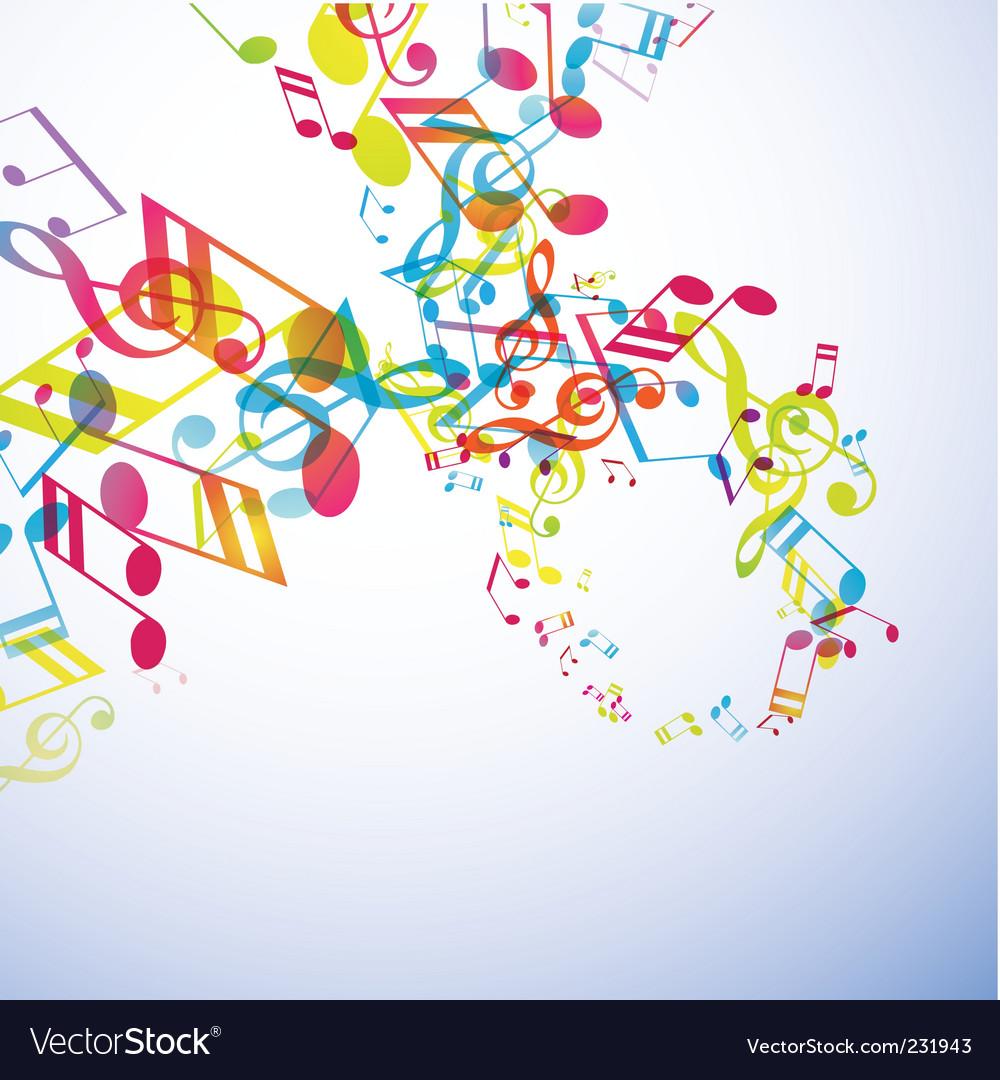Tunes vector | Price: 1 Credit (USD $1)