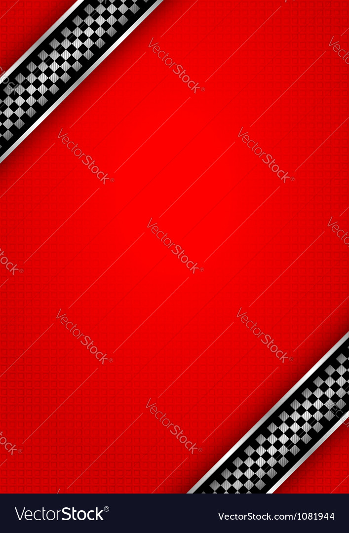 Background red - race vector | Price: 1 Credit (USD $1)