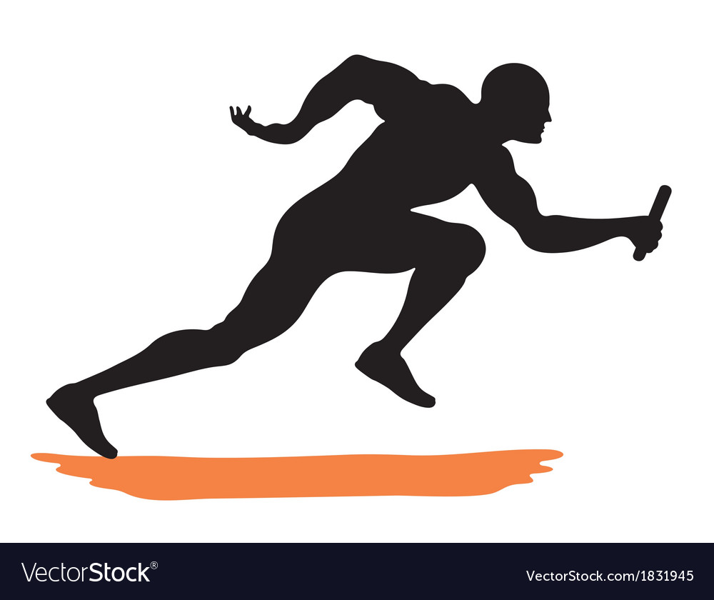 Athlete vector | Price: 1 Credit (USD $1)