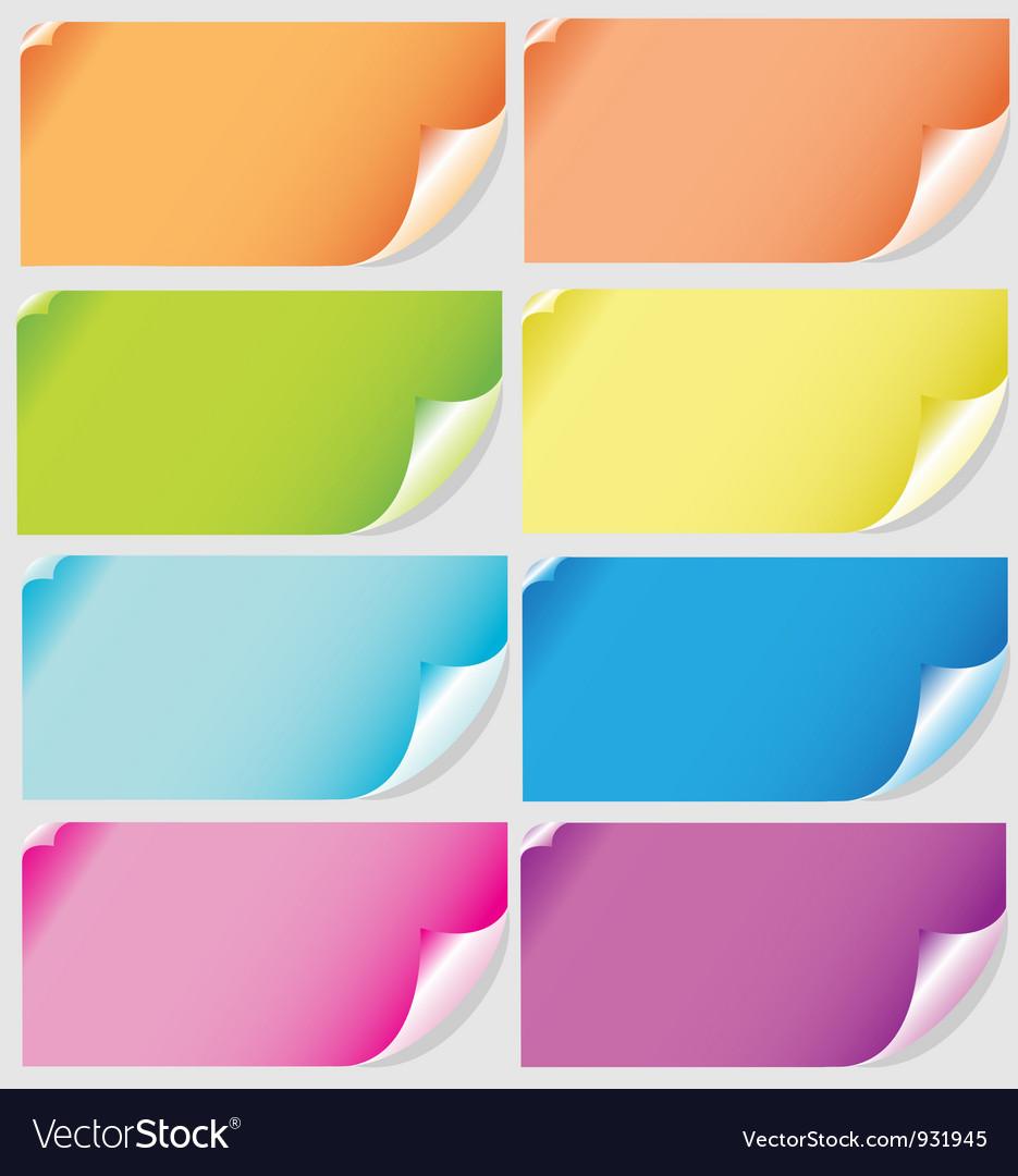 Label stickers vector | Price: 1 Credit (USD $1)