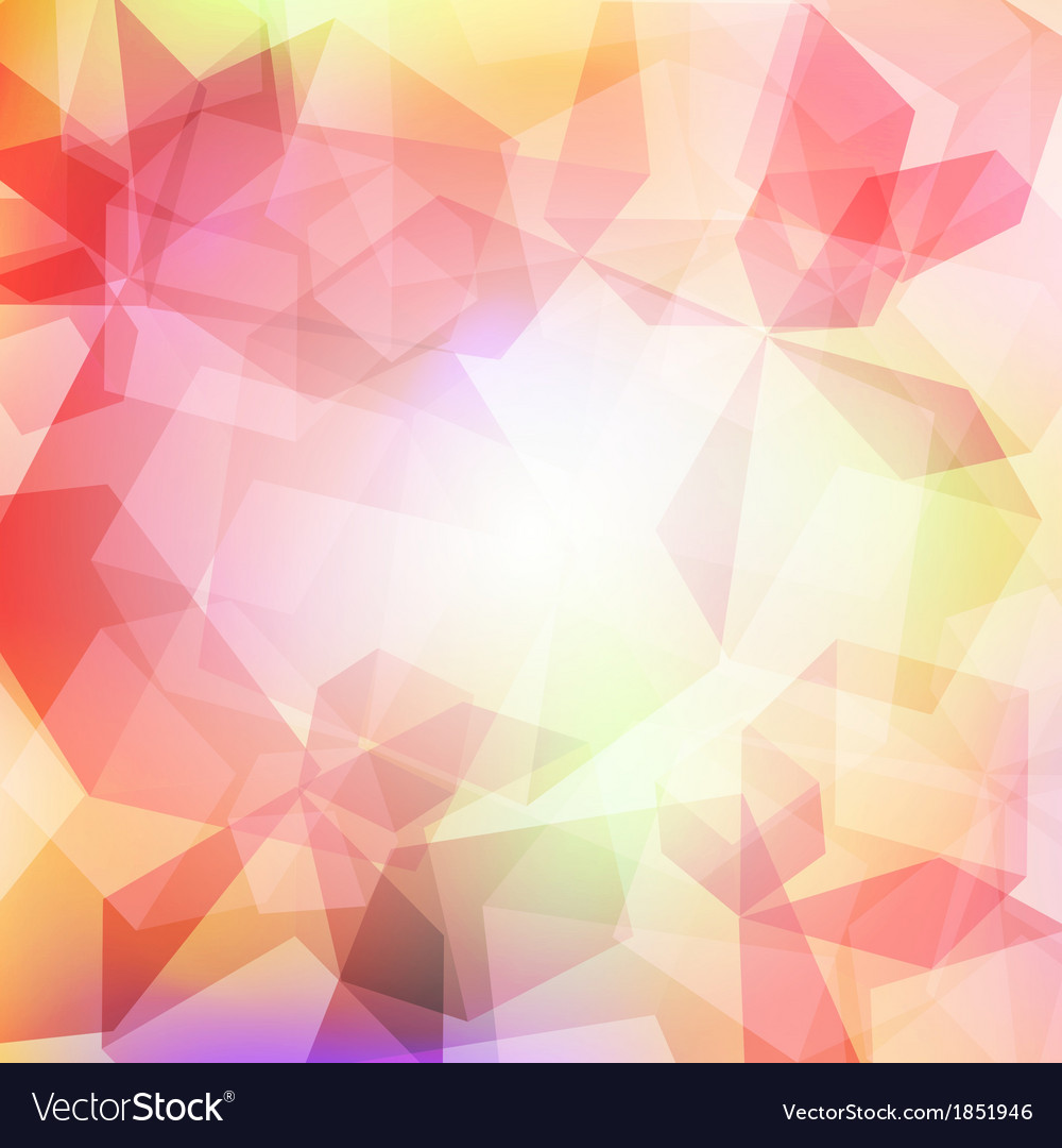 Background abstract cube 1 vector | Price: 1 Credit (USD $1)