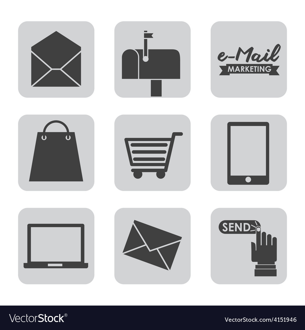 Email concept vector | Price: 1 Credit (USD $1)
