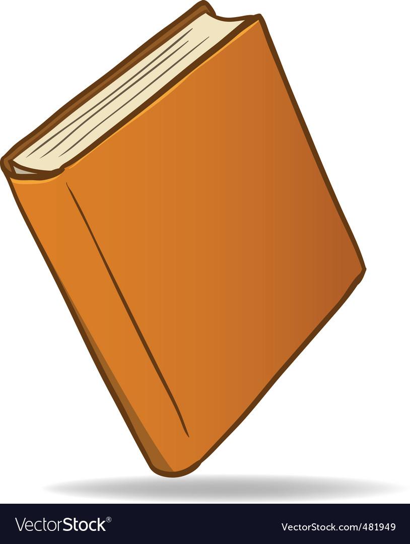 Cartoon book vector | Price: 1 Credit (USD $1)