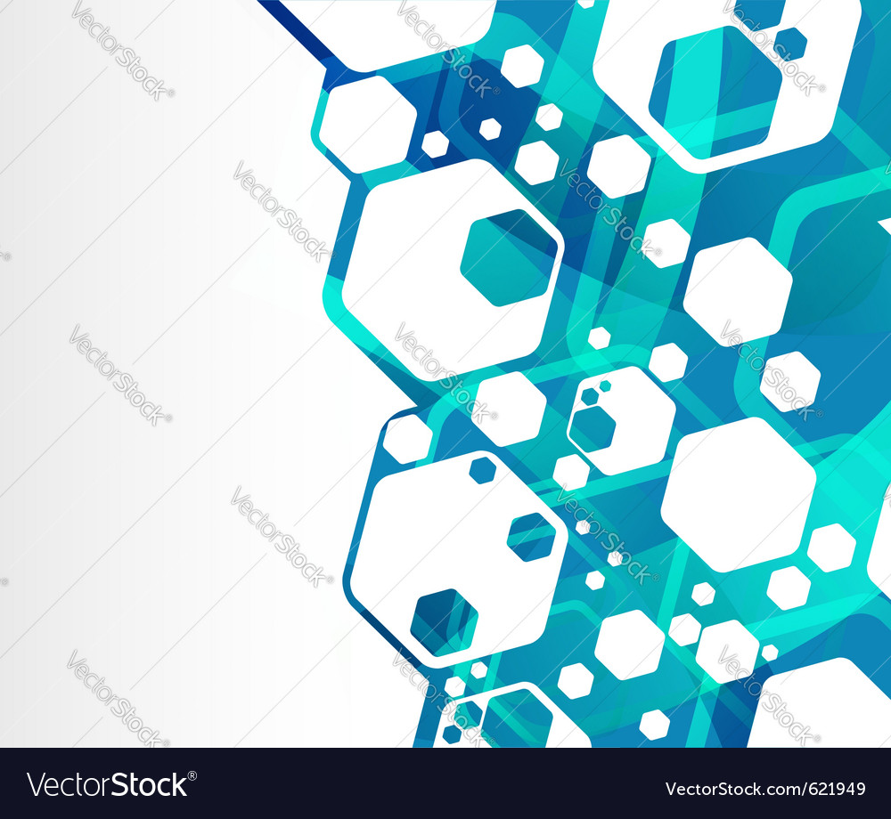 Funky geometrical background vector | Price: 1 Credit (USD $1)