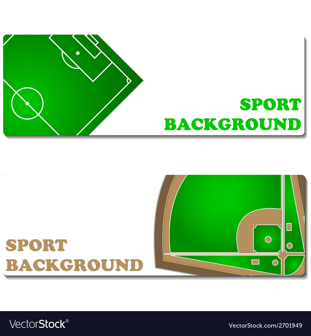 New sport backgrounds vector | Price: 1 Credit (USD $1)