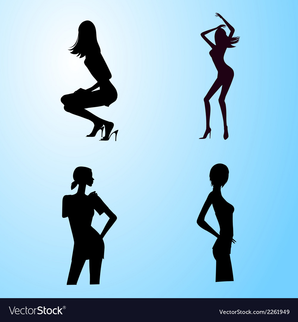 Woman sexy dance free vector | Price: 1 Credit (USD $1)