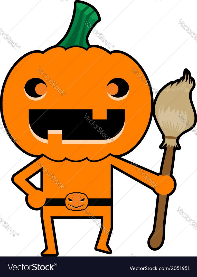 Pumpkin character vector   Price: 1 Credit (USD $1)
