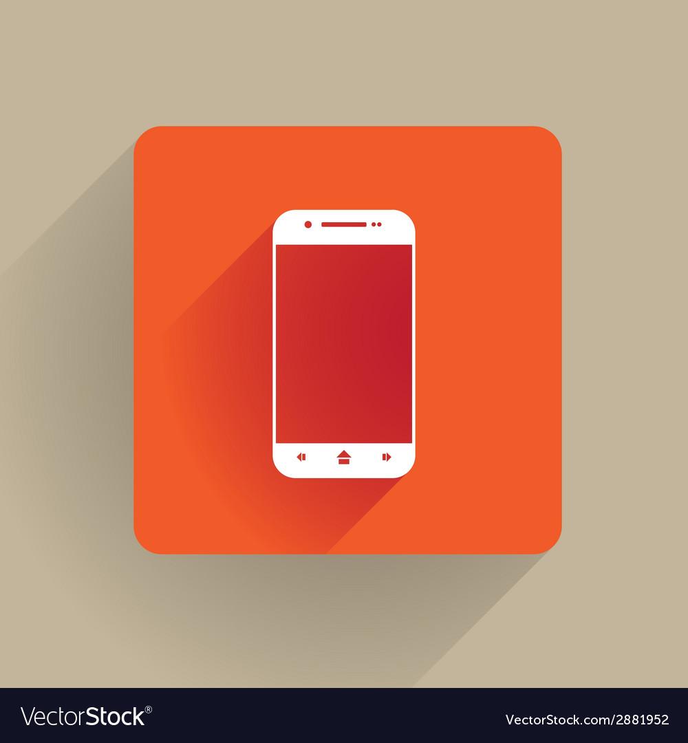 Celphone vector | Price: 1 Credit (USD $1)