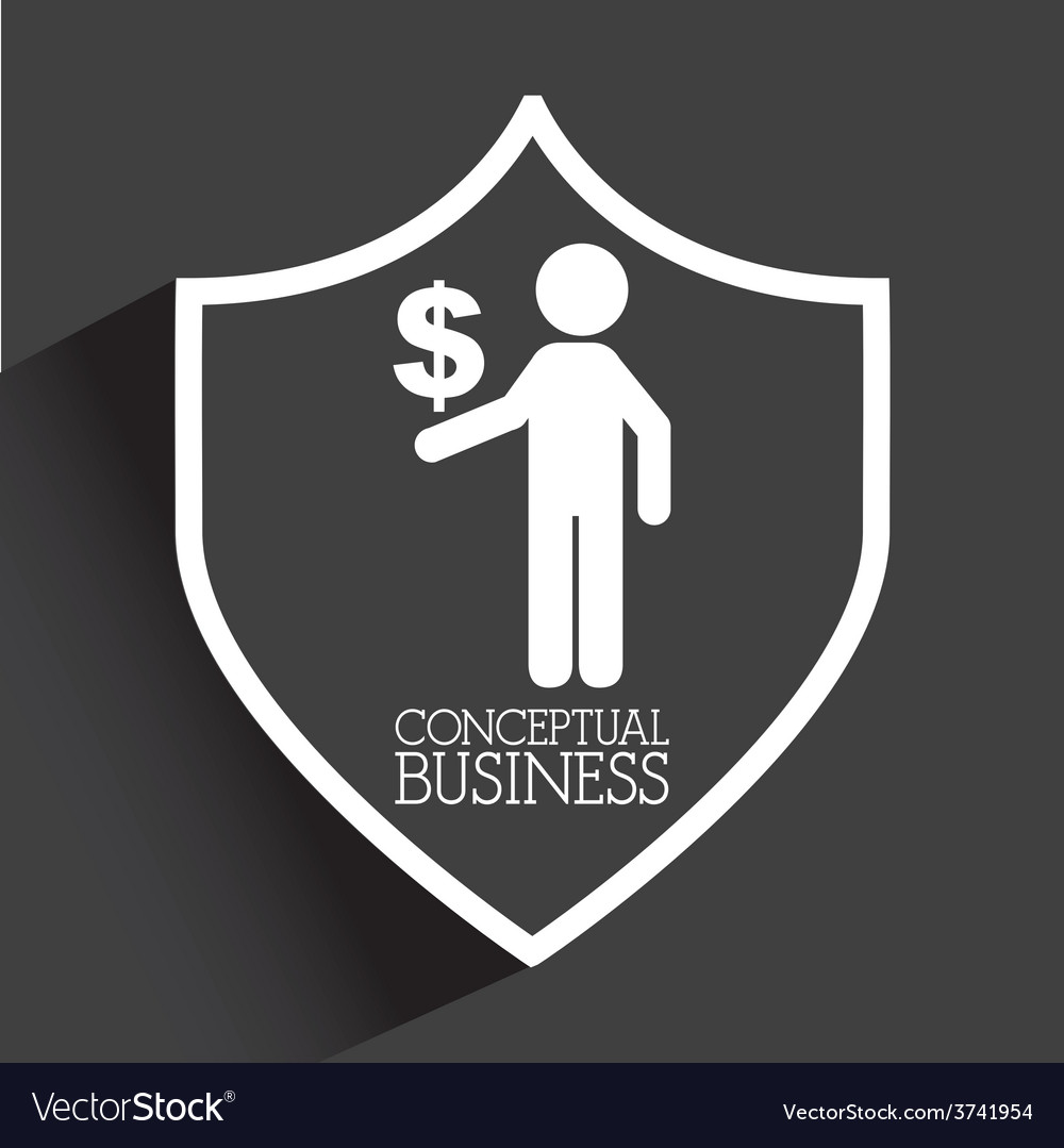 Conceptual business vector | Price: 1 Credit (USD $1)