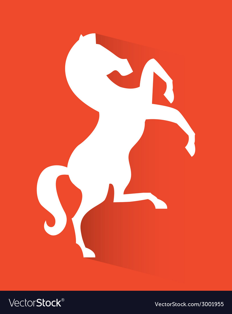 Horse design vector | Price: 1 Credit (USD $1)
