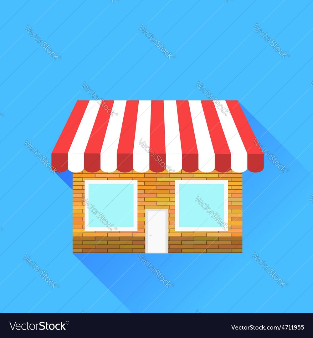 Shop icon vector | Price: 1 Credit (USD $1)