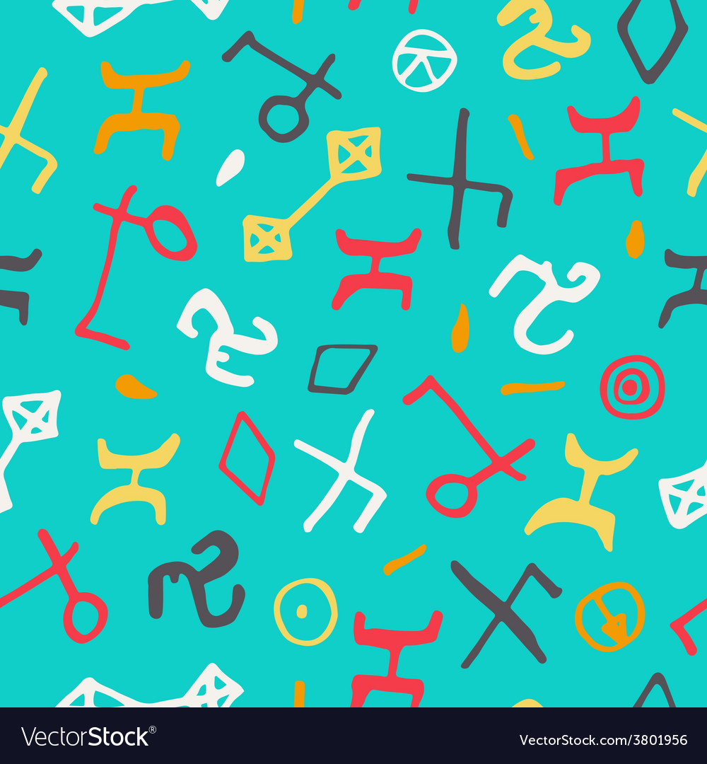 Background with hand drawn abstract shapes bright vector   Price: 1 Credit (USD $1)