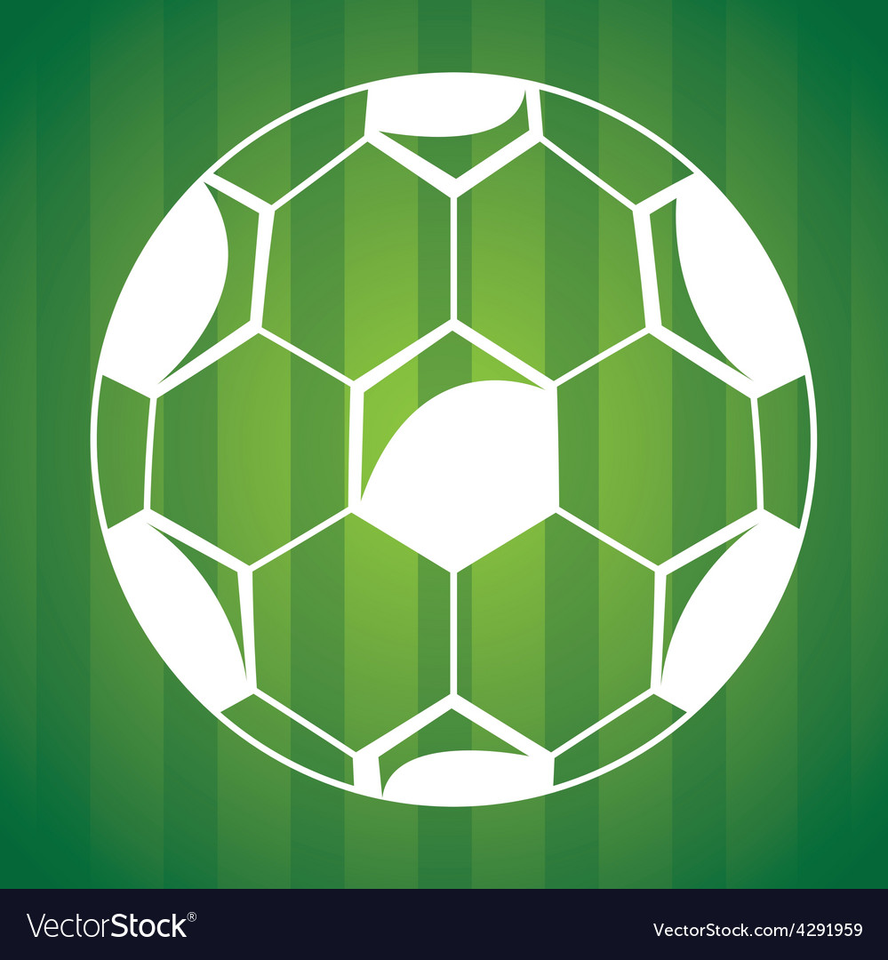 Soccer sport vector | Price: 1 Credit (USD $1)