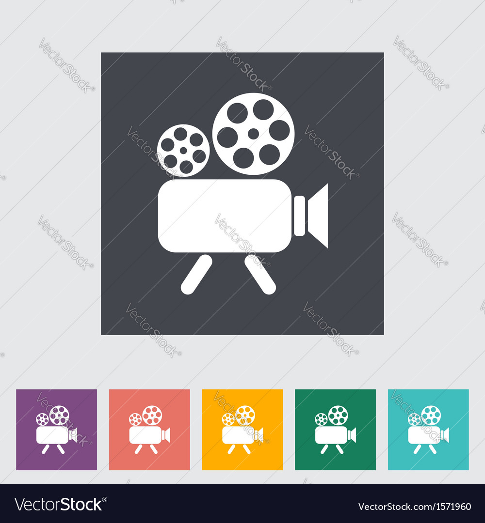 Video cam vector | Price: 1 Credit (USD $1)