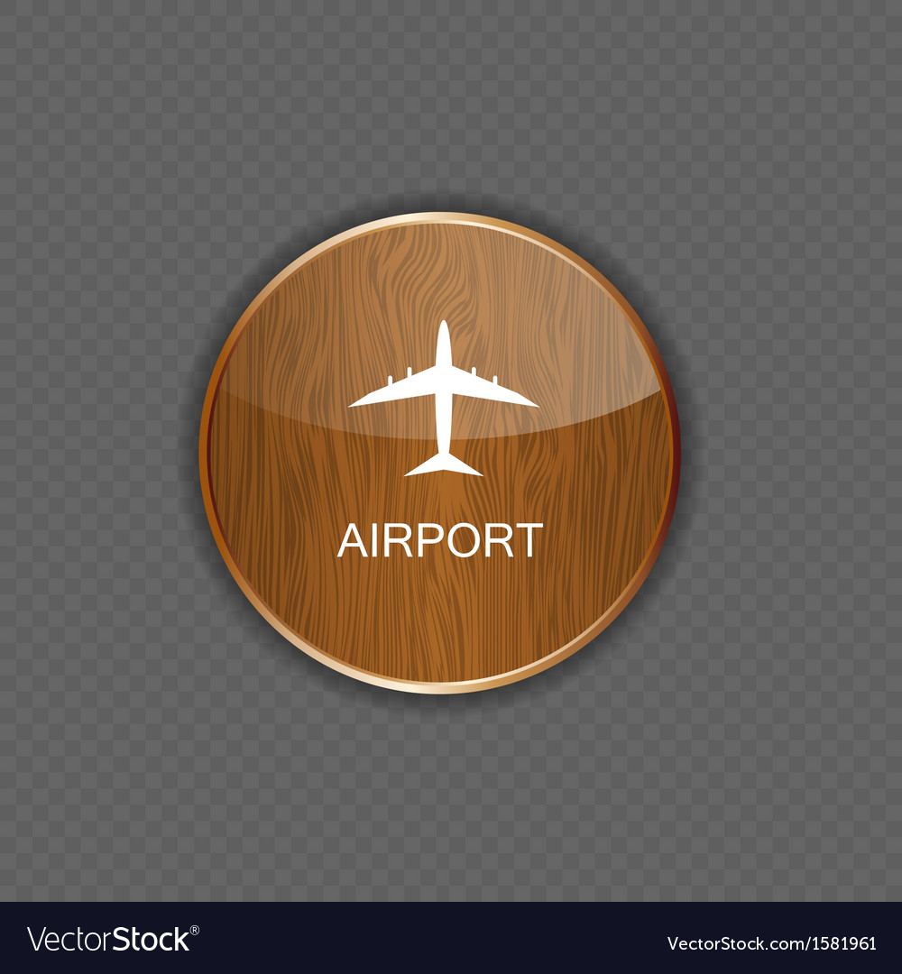 Airport application icons vector   Price: 1 Credit (USD $1)