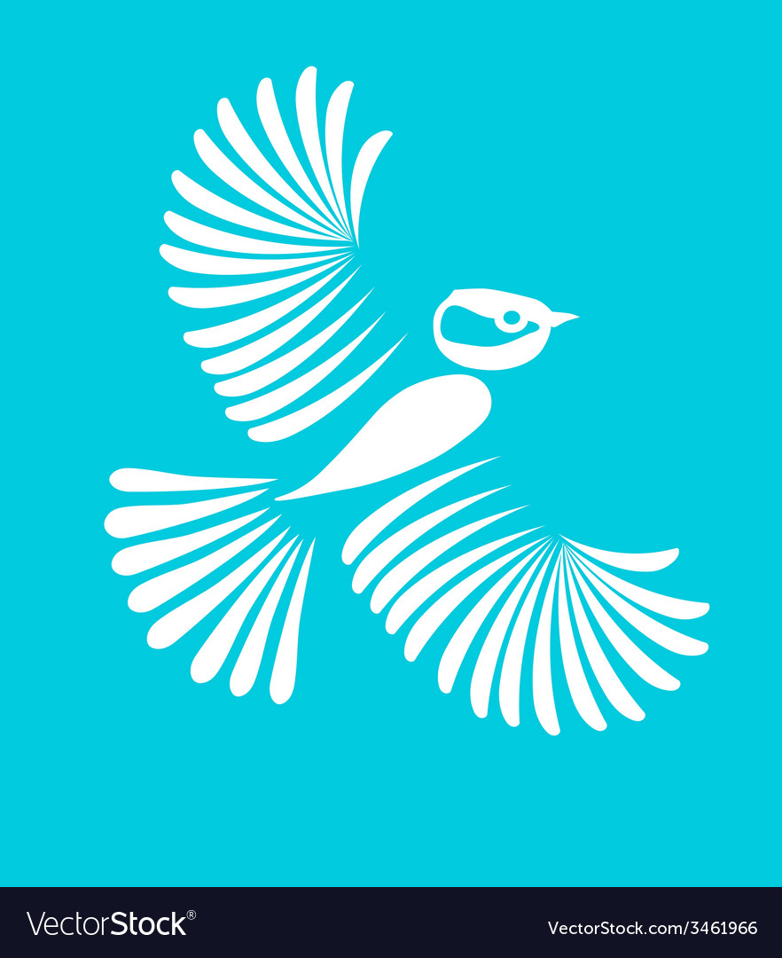 Little bird vector | Price: 1 Credit (USD $1)