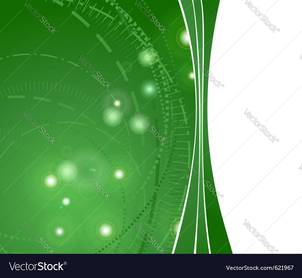 Glowing hitech background vector | Price: 1 Credit (USD $1)