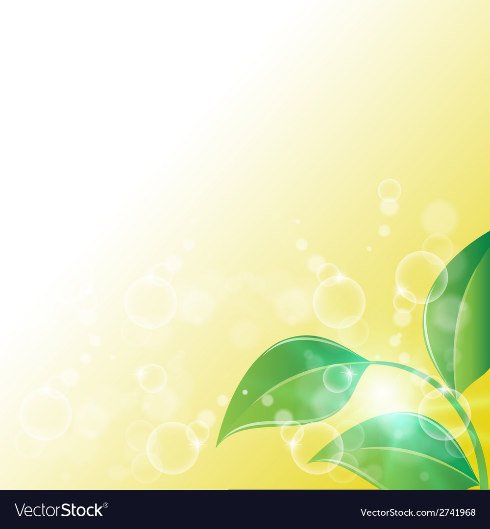 Beautiful nature background vector | Price: 1 Credit (USD $1)