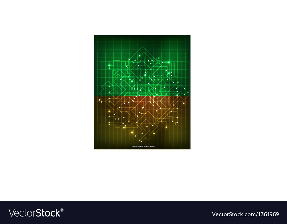 Modern abstract geometrical design vector | Price: 1 Credit (USD $1)