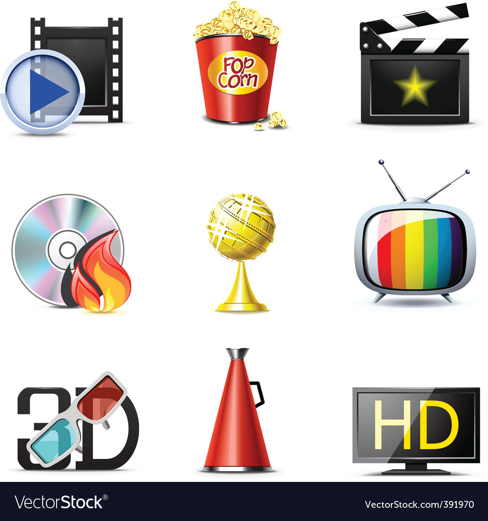 Movie icons | bella series vector | Price: 3 Credit (USD $3)