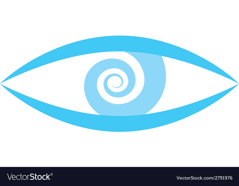 Eye symbol vector | Price: 1 Credit (USD $1)
