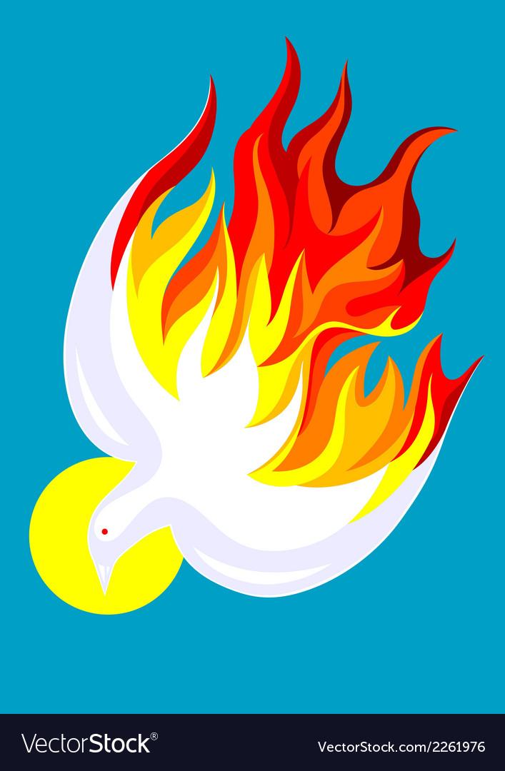 Holy spirit vector | Price: 1 Credit (USD $1)