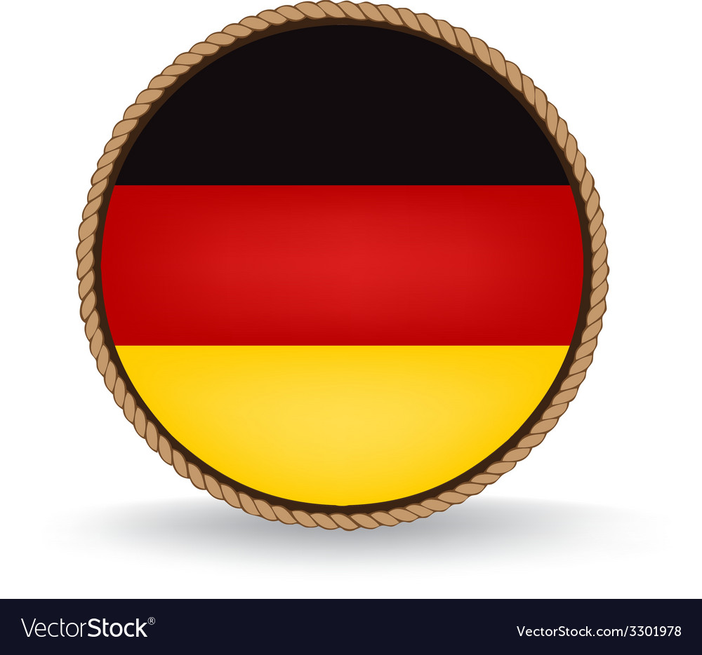 Germany seal vector | Price: 1 Credit (USD $1)