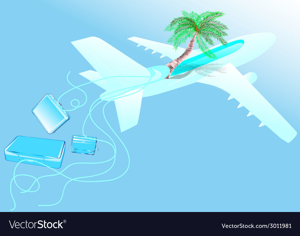 Vacation vector | Price: 1 Credit (USD $1)