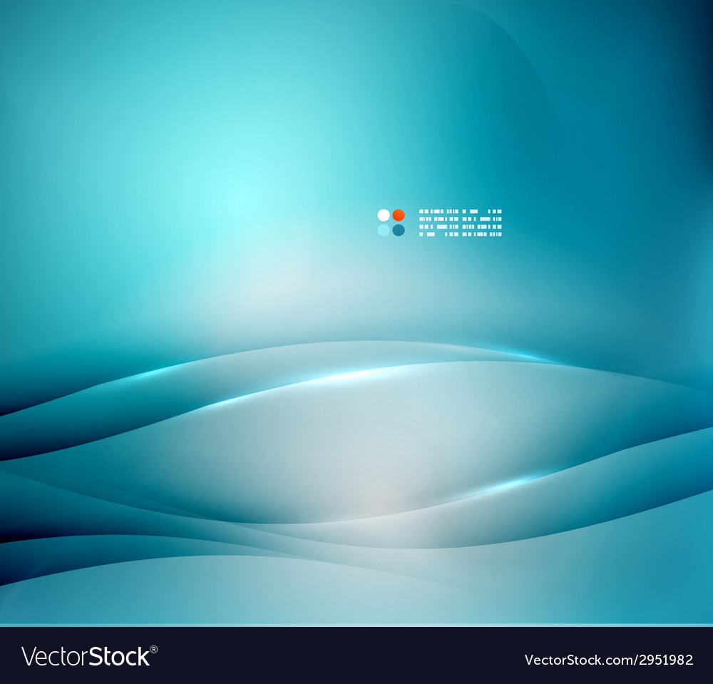 Blue blurred colors abstract background vector   Price: 1 Credit (USD $1)