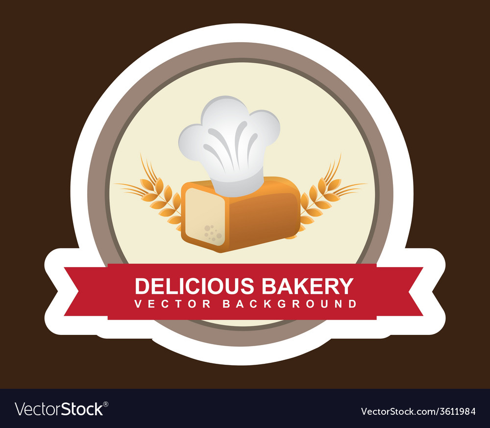 Bakery icon vector | Price: 1 Credit (USD $1)