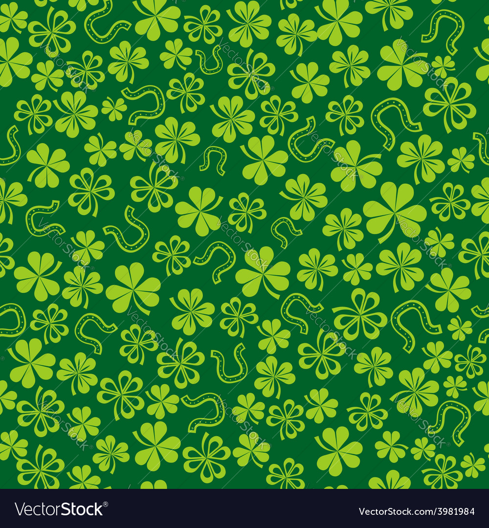 Green background for st patricks day vector   Price: 1 Credit (USD $1)