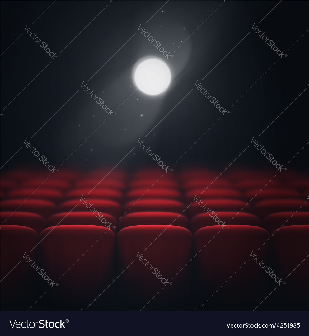 Cinema projector vector | Price: 1 Credit (USD $1)