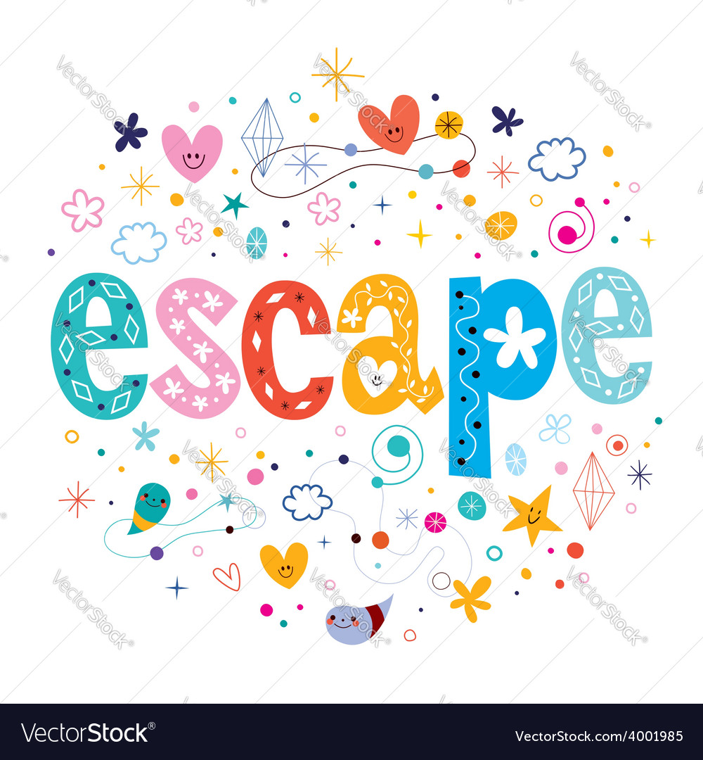 Escape vector | Price: 1 Credit (USD $1)