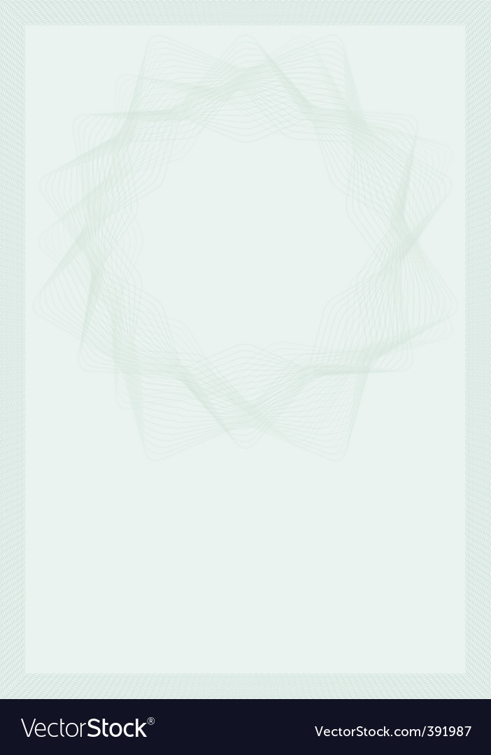 Certificate backgrounds vector | Price: 1 Credit (USD $1)
