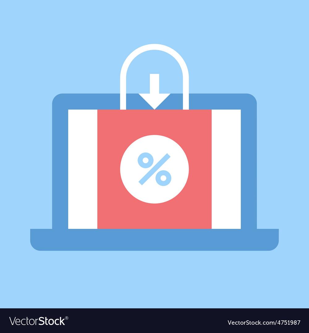 Webshop vector | Price: 1 Credit (USD $1)