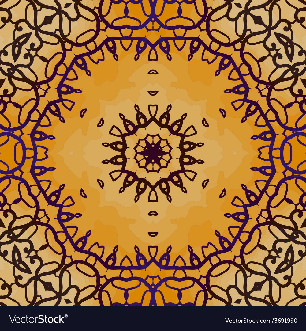 Mandala henna vector | Price: 1 Credit (USD $1)