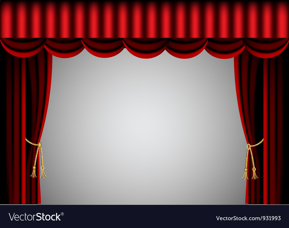 Theatre vector | Price: 3 Credit (USD $3)