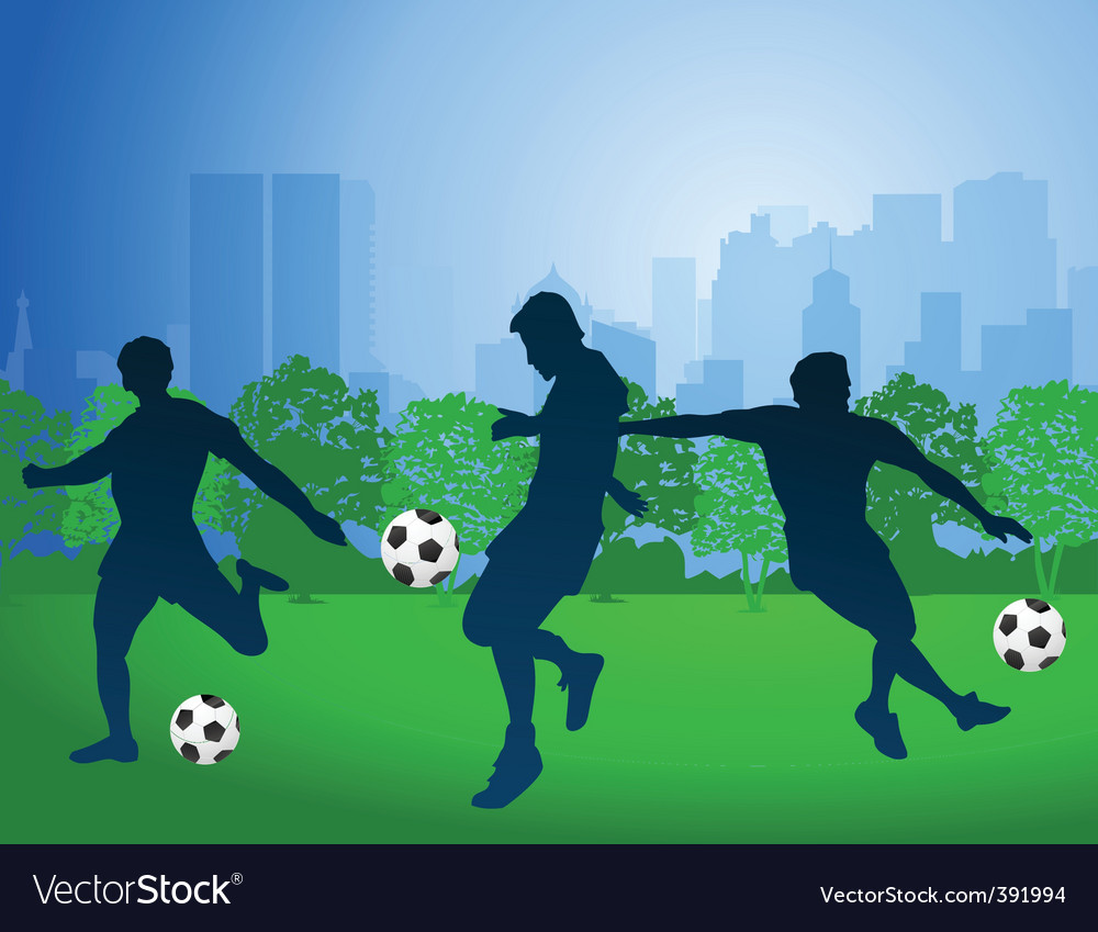 Football vector | Price: 1 Credit (USD $1)