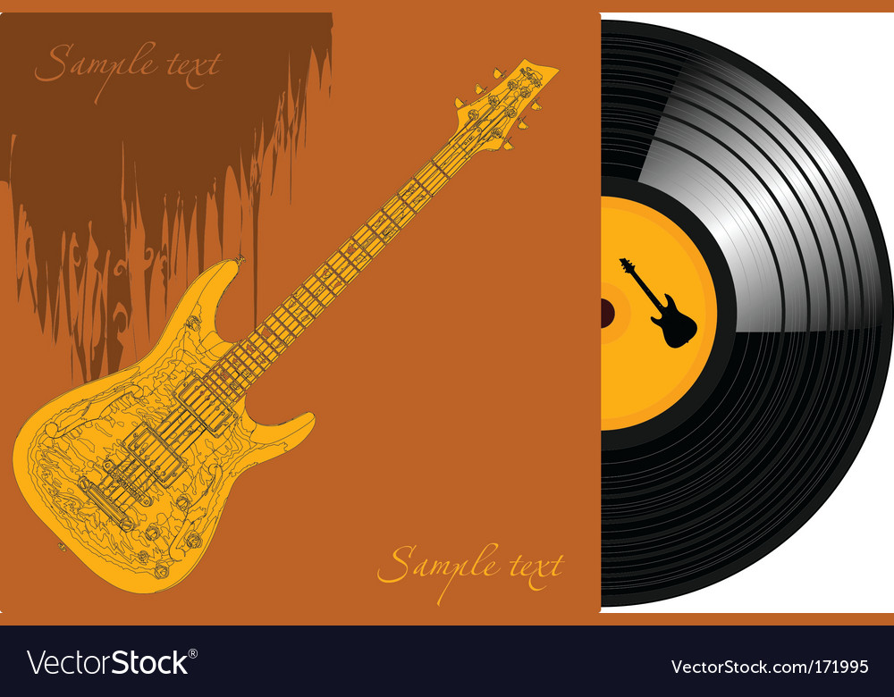 Record vinyl vector | Price: 1 Credit (USD $1)