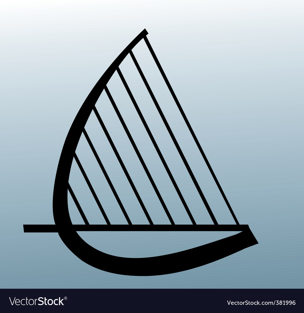 Harp vector | Price: 1 Credit (USD $1)