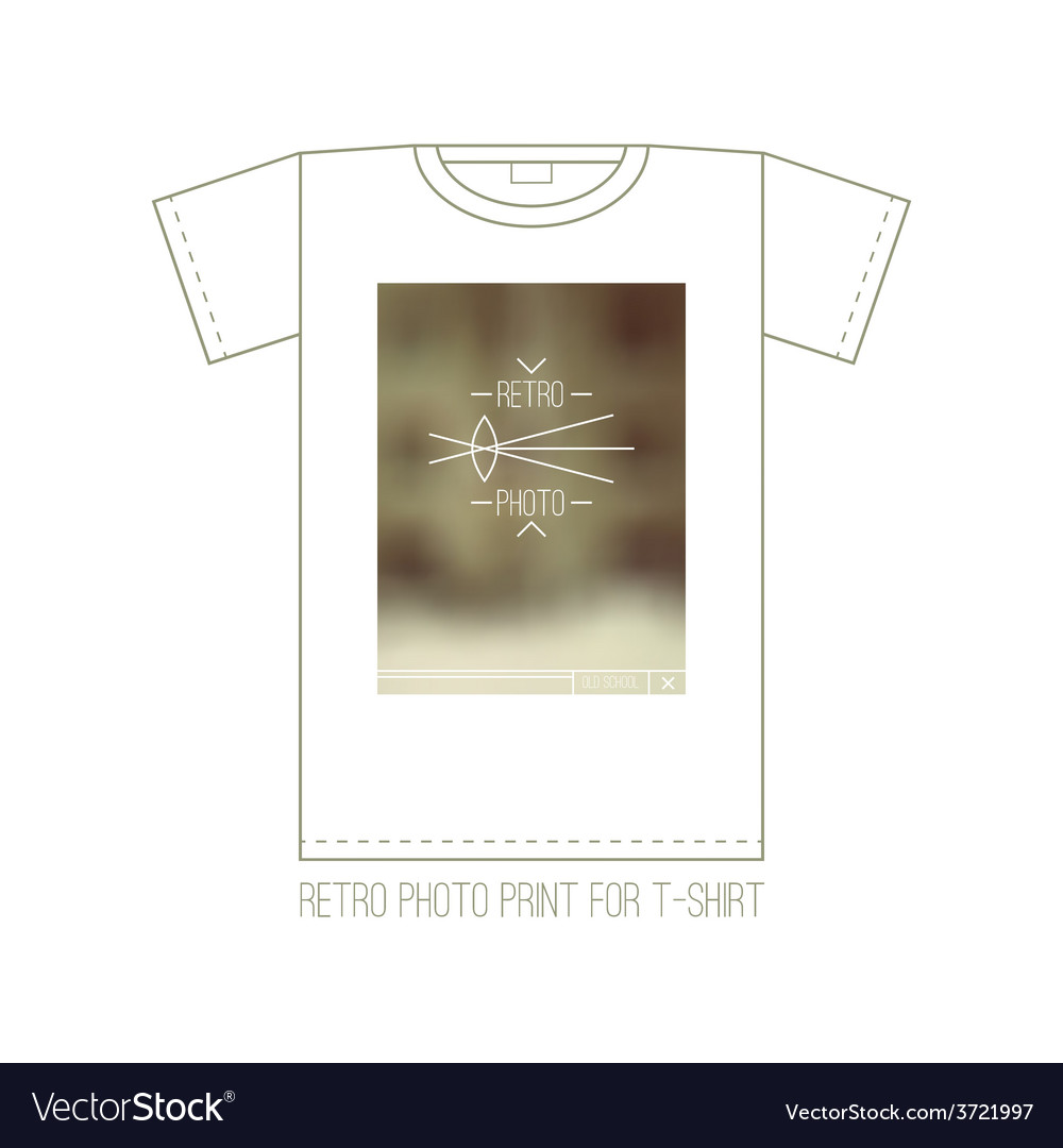 Trendy graphic design for t shirt vector | Price: 1 Credit (USD $1)