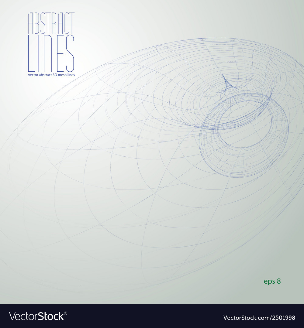 Abstract lines clear eps 8 vector | Price: 1 Credit (USD $1)