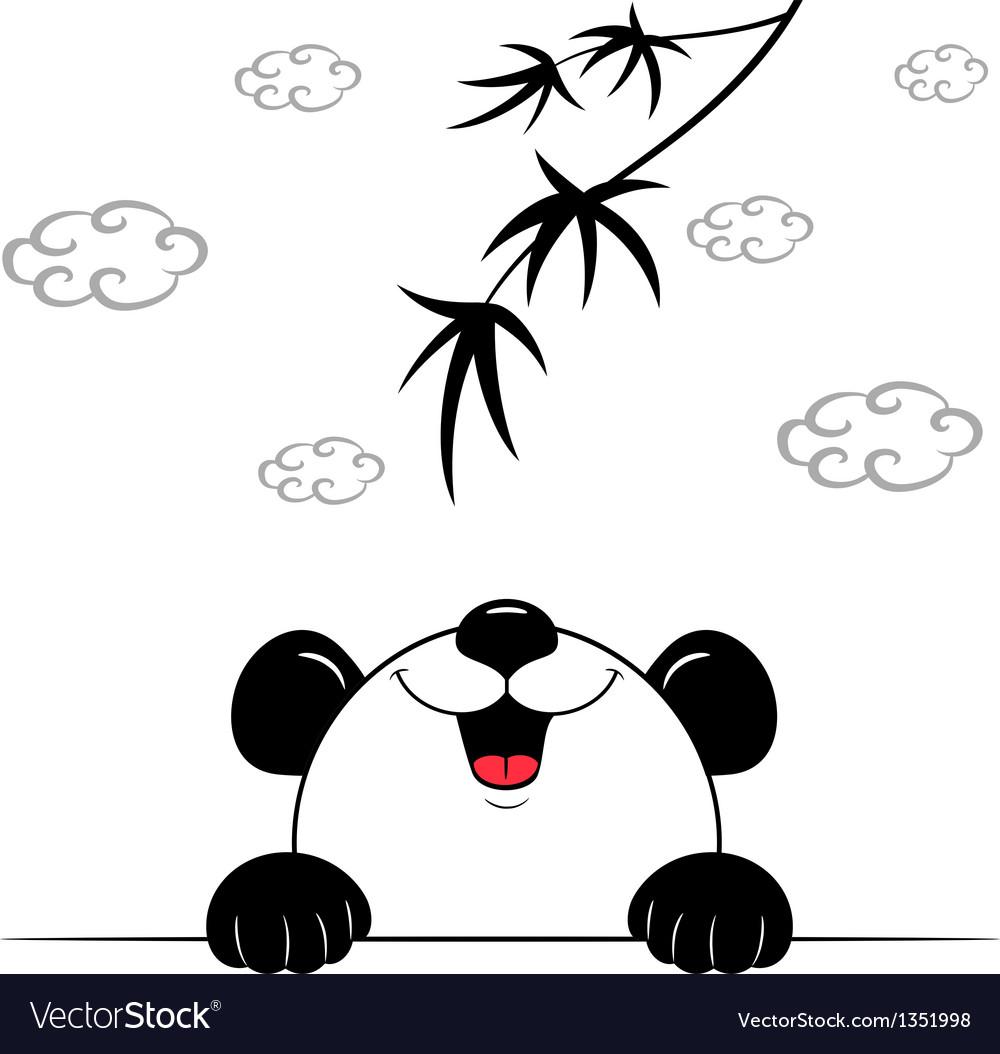 Panda vector   Price: 1 Credit (USD $1)
