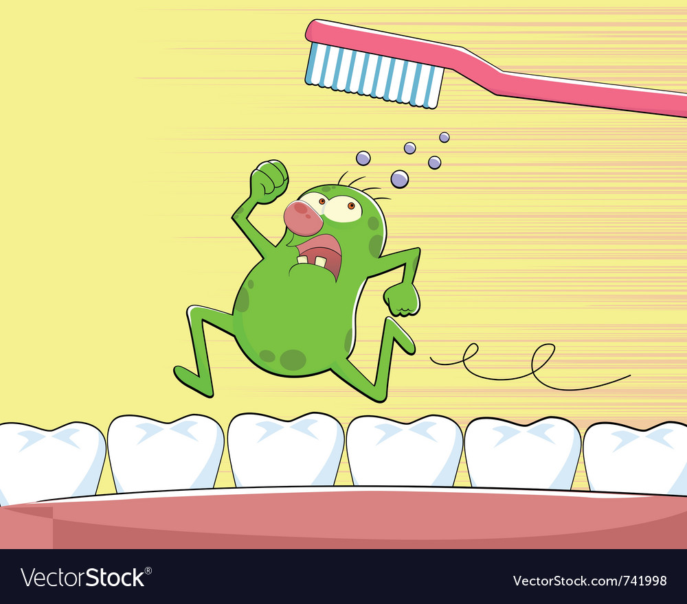 Tooth germ vector | Price: 3 Credit (USD $3)